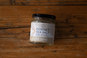 Load image into Gallery viewer, Dorset Smoked Sea Salt (125g)