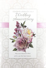Load image into Gallery viewer, U at Home Anniversary-Congratulations On Your Wedding Anniversary