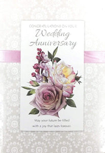 U at Home Anniversary-Congratulations On Your Wedding Anniversary