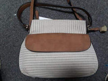 Load image into Gallery viewer, U at Home ANTIGUA SATCHEL-MINI STRIPE