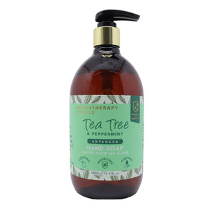 U at Home Aromatherapy Rituals Tea Tree Hand Wash - Peppermint