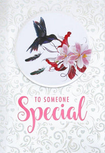 U at Home Birthday- To Someone Special