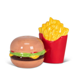 U at Home Burger & Fries Salt & Pepper