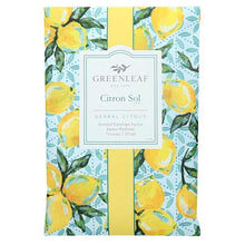 Load image into Gallery viewer, U at Home Citron Sol- Sachet