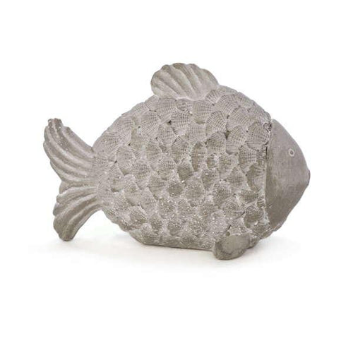 U at Home Concrete fish fig- Large