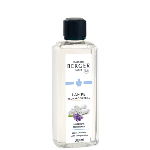 U at Home Fresh Linen 500ml-Maison Berger Refill