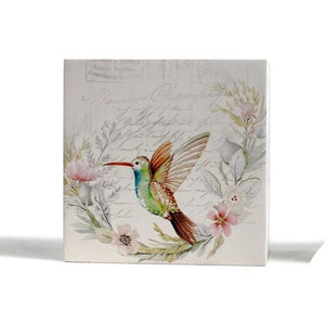 U at Home Hummingbird Block-MDF