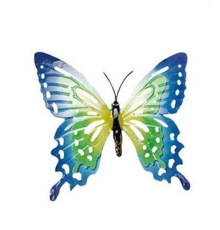 U at Home Metal Butterfly-Blue