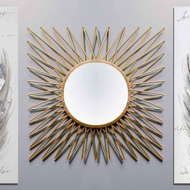U at Home Modern and Contemporary Wall Mirror