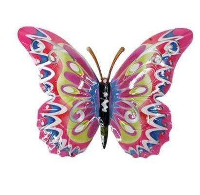 U at Home Multi Colour Butterfly-Pink