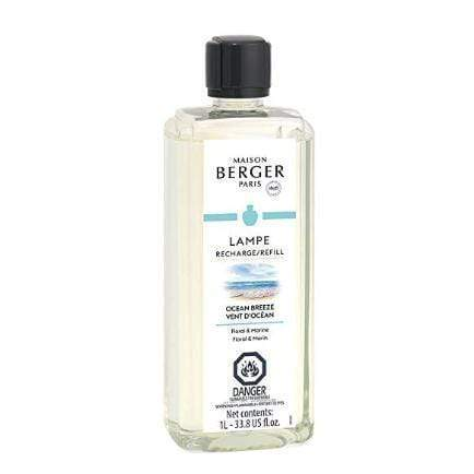 U at Home Ocean Breeze 1L- Lampe Berger Fragrance