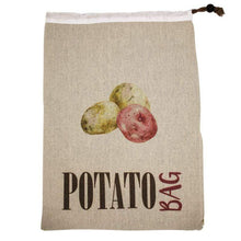 Load image into Gallery viewer, U at Home Reusable Potato Storage Bag