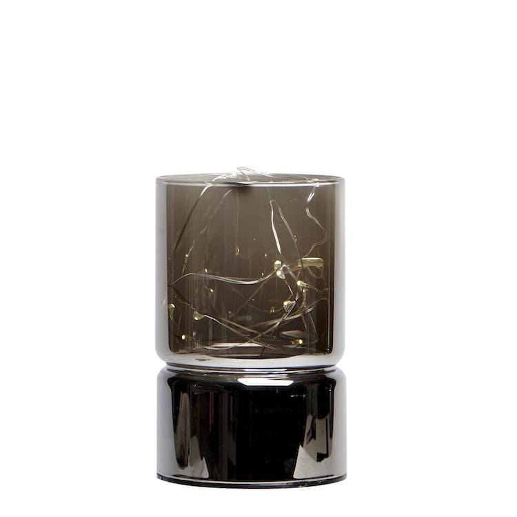 U at Home Small-Luxe LED Hurricane