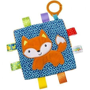 U at Home TAGGIES-Crinkle Me Fox - 6.5""