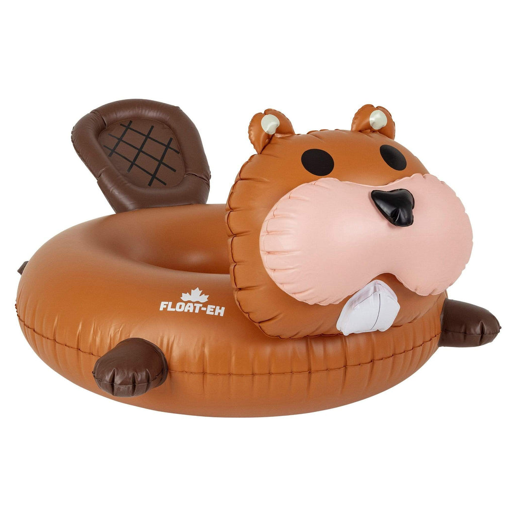 U at Home The Beaver - Adult Swimming Pool Float