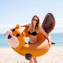 Load image into Gallery viewer, U at Home The Beaver - Adult Swimming Pool Float