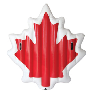 U at Home The Maple - Canadian Leaf Swimming Pool Float