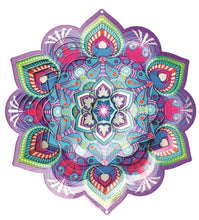 Load image into Gallery viewer, U at Home WIND SPINNER-LARGE LOTUS