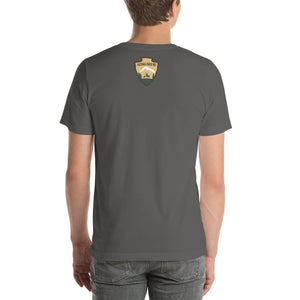 Yellowstone National Park Retro Short-Sleeve Unisex T-Shirt
