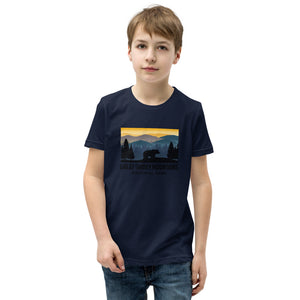 Great Smoky Mountains National Park Youth Short Sleeve T-Shirt