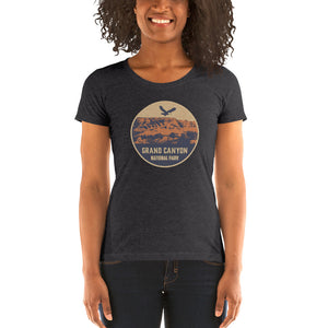 Grand Canyon National Park Ladies' short sleeve t-shirt