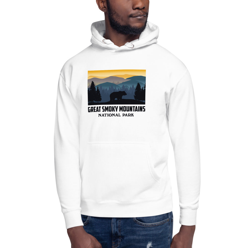 Great Smoky Mountains National Park Unisex Hoodie