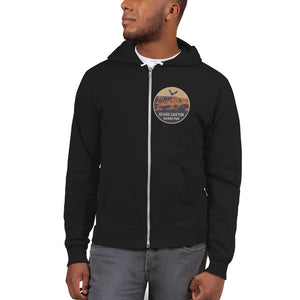 Grand Canyon National Park Retro Hoodie