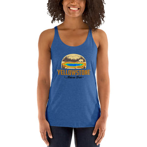 Yellowstone Women's Racerback Tank