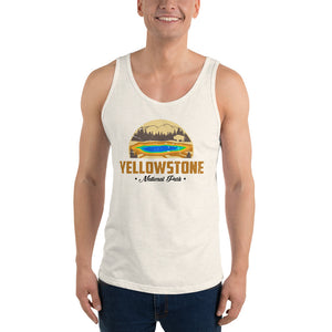 Yellowstone National Park Unisex Tank Top