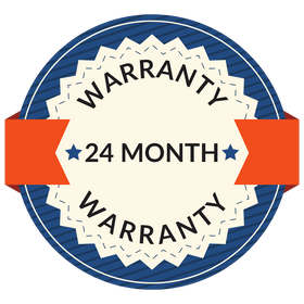 Extended 24 Month Warranty