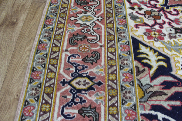 Fine Persian Ardabil Silk & Wool Carpet 290 x 192 cm