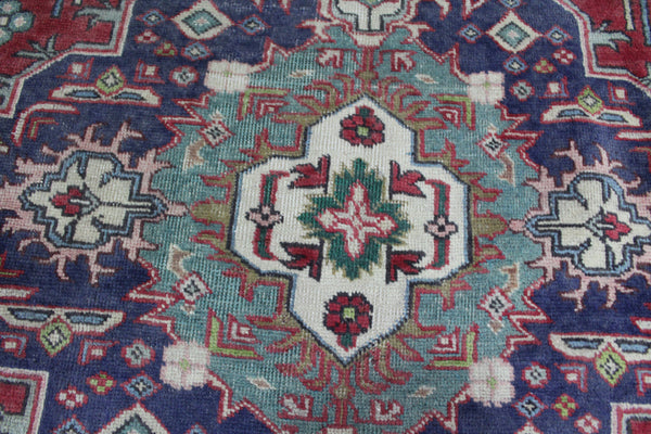 Old Handmade Persian Tabriz Carpet 315 x 235 cm