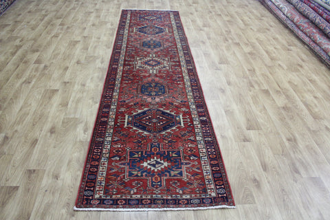 Antique Persian Karajeh Runner Great Condition 330 x 85 cm