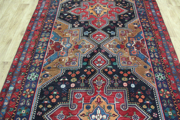 Antique Persian Sirjan Kallegi Long Rug 345 x 148 cm
