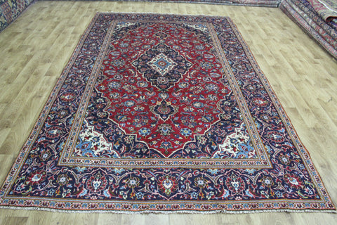 Fine Persian Kashan Carpet of Classic Design 325 x 200 cm