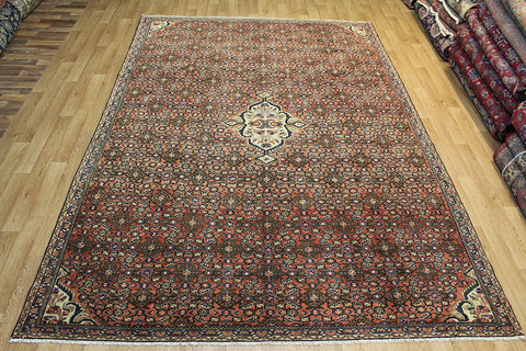 Antique Persian Hamadan rug Circa 1920