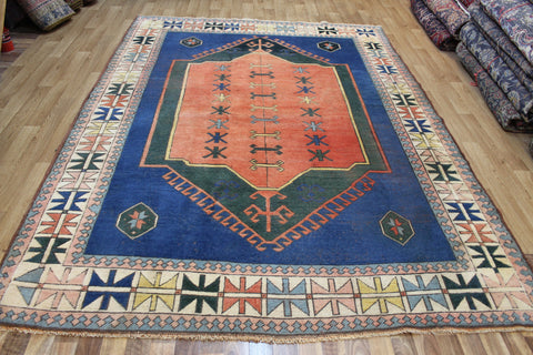 ANTIQUE HANDMADE TURKISH MILAS RUG 300 x 200 CM