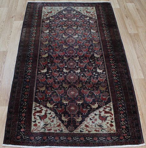 ANTIQUE BALUCH RUG CIRCA 1880