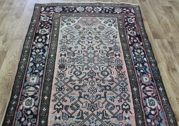 Antique Persian Hamadan Runner 310 x 110 cm