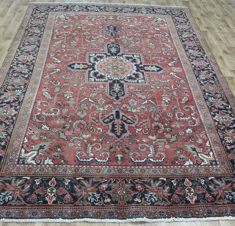 Antique Persian Heriz Carpet 330 x 250 cm