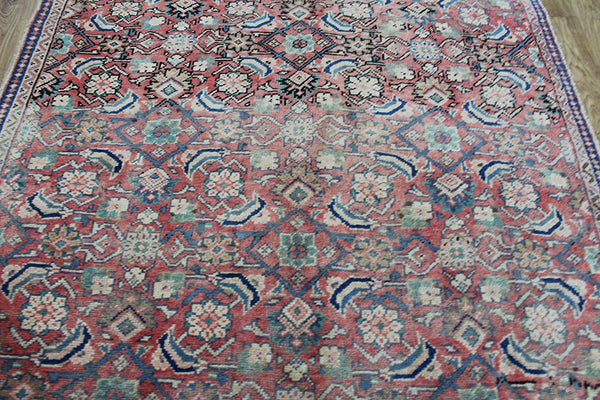 Antique Persian Mahal runner 285 x 133 cm