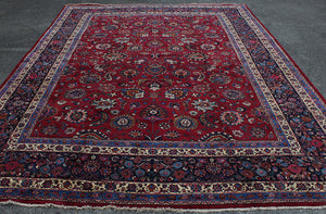 Palace Size Persian Mashad carpet 575 x 400 cm