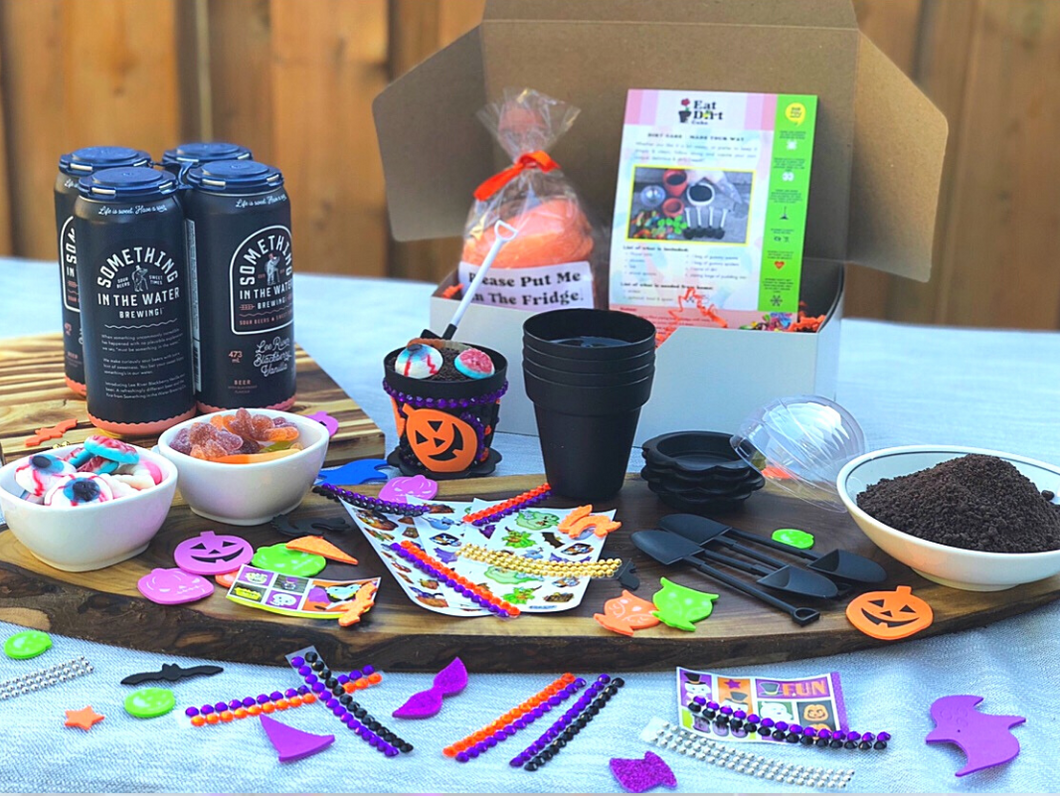 Halloween Family Fun Pack (Toronto Delivery Only)