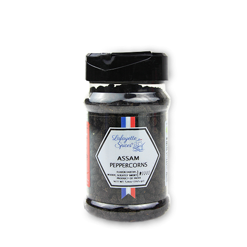 Assam Peppercorns 330 ml container