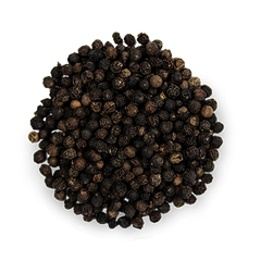 Black Peppercorns Whole close up