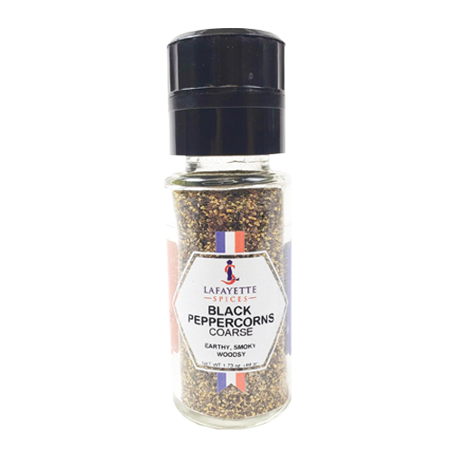 Black Peppercorns Coarse