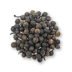 Cumeo Tailed Peppercorns close up