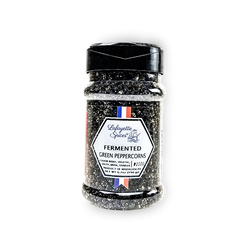 Fermented Green Peppercorns 330 ml container
