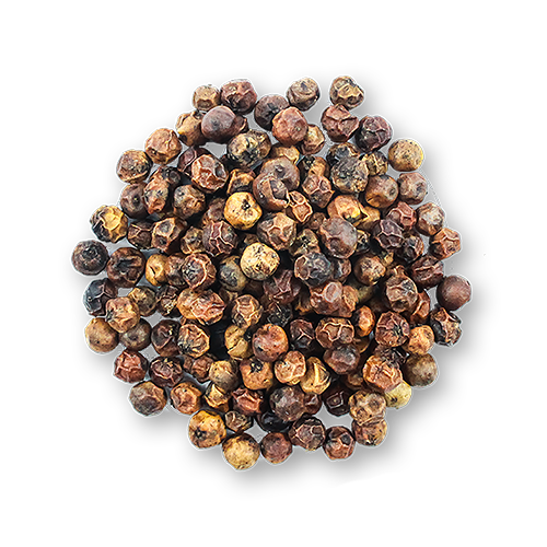 Kampot Red Peppercorns close up