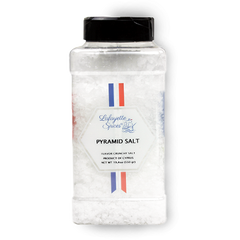 Pyramid Salt 1000 ml container